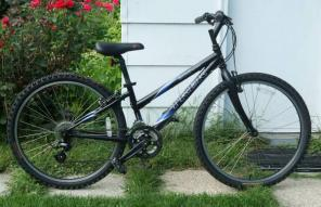 Excellent Trek 800 Sport St Single Track 21 Speed Girls Mountain Bike