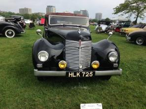 VERY GOOD 1946 Original Antique Armstrong Siddeley $22,900
