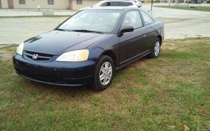 2003 Honda Civic ex 5 speed