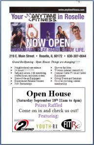 Grand Reopening – Open House